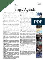 Strategic Agenda July 2011
