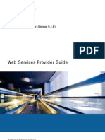 PC 910 Web Services Provider Guide En