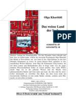 6871662 de Kharitidi Olga Das Weisse Land Der Seele Autobiographischer Bericht Schamanismus