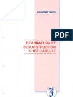 secourisme (075-091) - Partie02 réanimation Et désobstruction