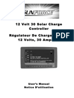 Charge Controller - 30 Amp
