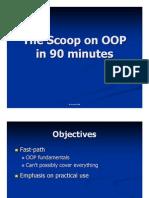 TheScoopOnOOPin90Minutes