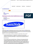 samsung gets serious about sandisk buyout, proposes $26 per share