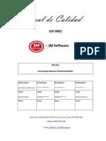 Manual de Calidad Jonathan Mejia