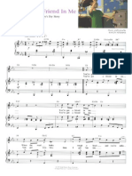 Partitura Toy Story