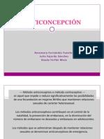 8) Anticoncepción