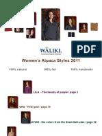 WALIKI Womens 2011