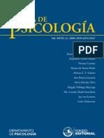 Rev Psicologia XXVII-1 2009 2