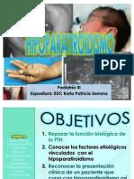 HIPOPARATIROIDISMO
