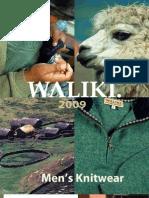 WALIKI Mens Knits 2009