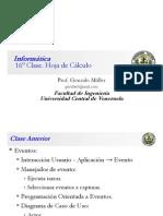 Clase Informática 16