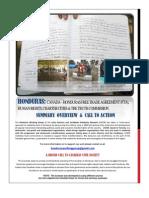 Honduras Summary Overview