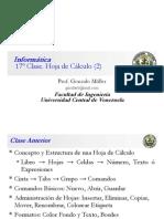 Clase Informática 17