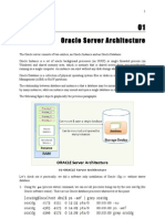 01 - Oracle Architecture