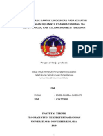 Analisis Lingkungan Pada Wilayah Tambang Bijih Nikel Pada Pt