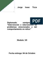 Programa Psicoterapeutico Program A) 2