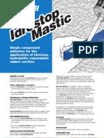 Idrostop Mastic