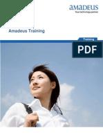 Training Brochure Amadeus