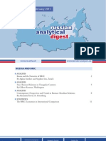 Russian Analytical Digest 91