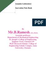 44197199 Dynamics Lab Manual