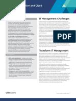 Vmware Virtualization Cloud Management SO En