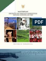 Master Plan Percepatan dan Perluasan Pembangunan Ekonomi Indonesia 2011-2025