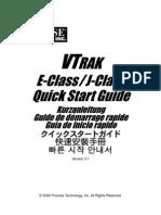 Apple VTrak 7-Language QSG v3.1