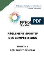 RILH - Règlement sportif 2011-2012