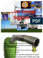 Indian Energy Sourcing