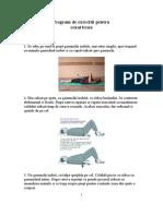 Coxartroza Exercitii Si Imagini