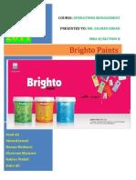 Brighto Paints Final Report