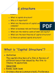 Capital Structure English