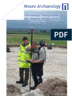 Practical Archaeology Training Course – 2004