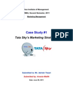 Case Study#1 (Tata Sky)