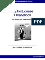 My Portuguese Phrase Book
