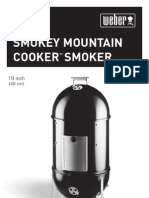 Smokey Mountain Cooker 63230 121605