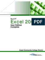 Excel 2003 - Complete