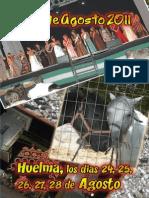 Programa ferias 2011 EHTV