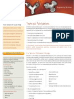 Technical Publications Flyer