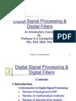 DSP Course Contents