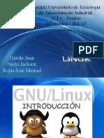 Presentacion Linux