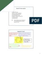Basic DC Circuit Analysis
