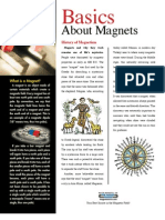 Basics About Magnets Brochure