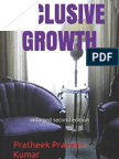 INCLUSIVE GROWTH, Second Enlarged Edition-in DOC