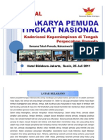 Proposal Lokakarya Pemuda