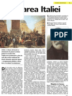 Istorie Universala - Unificarea Italiei