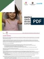 Ghid Educatie Timpurie Copii Educatori