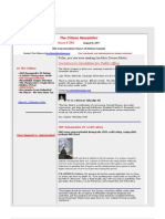 Newsletter 284