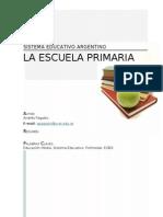 La Escuela Primaria en La Argentina