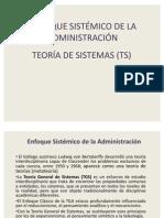 3122316 Enfoque Sistemico de La Admin is Trac Ion
